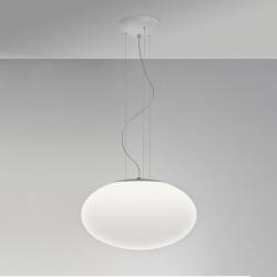Astro Lighting 1176003 Zeppo Pendant 400 White Interior Pendant