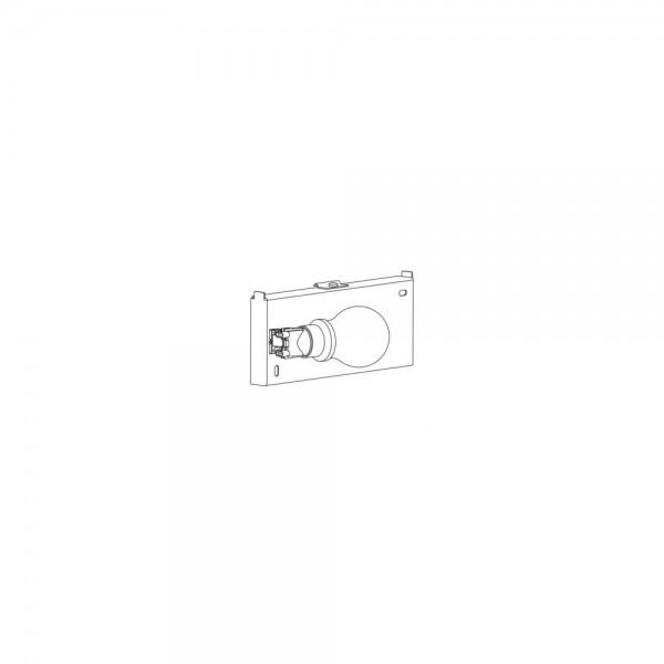 Astro Lighting 1367002 Back Plate 2 Single Lampholder