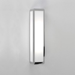 Astro Lighting 1121018 Mashiko 360 LED Polished Chrome Bathroom Wall Light