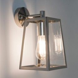 Astro Lighting 1306002 Calvi Polished Nickel Exterior Wall Light