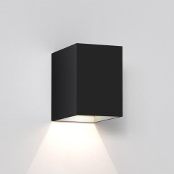 Astro 1298004 Oslo 100 Black Wall Light