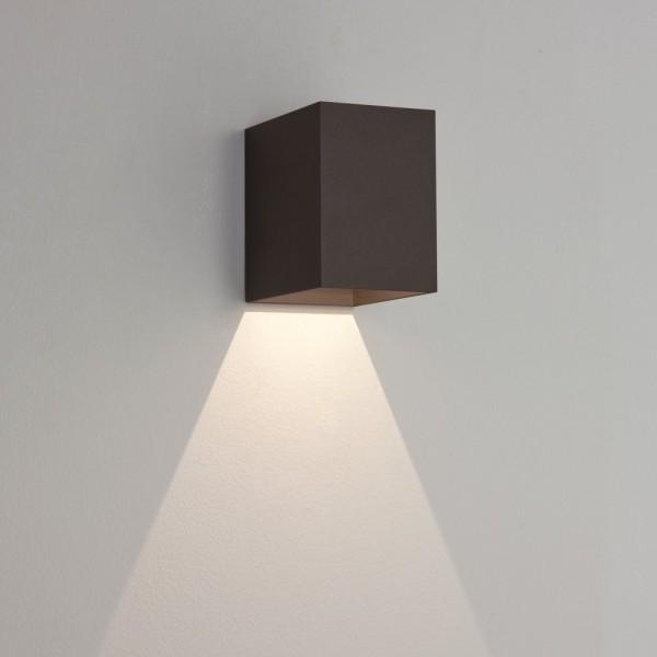 Astro Lighting 1298004 Oslo 100 Black Wall Light