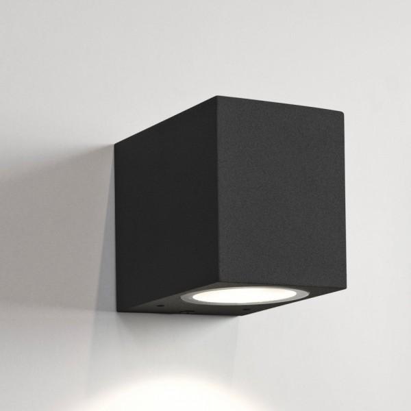 Astro 1310002 Chios 80 Black Exterior Wall Light