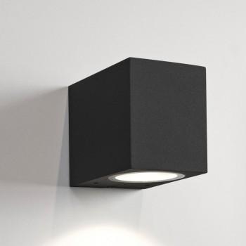 Astro Lighting 1310002 Chios 80 Black Exterior Wall Light