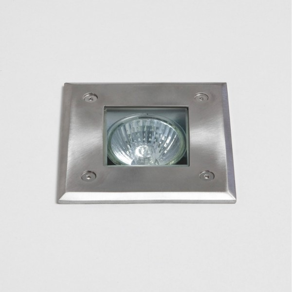 Astro 7132 Gramos Square Stainless Steel Walk Over Light