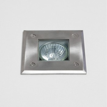 Astro Lighting 7132 Gramos Square Stainless Steel Walk Over Light