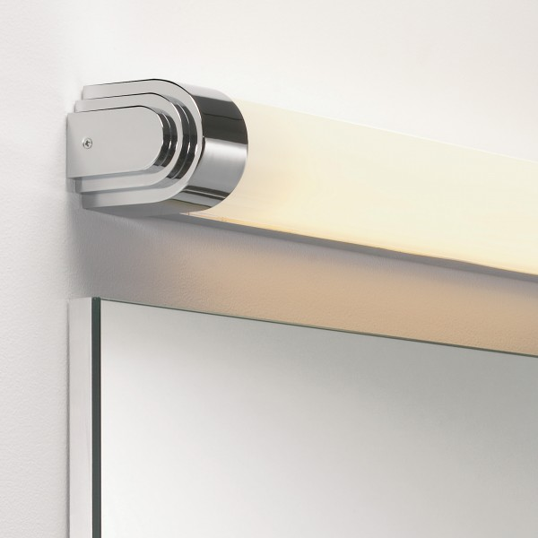 Astro 1110004 Belgravia 500 Polished Chrome Bathroom Wall Light