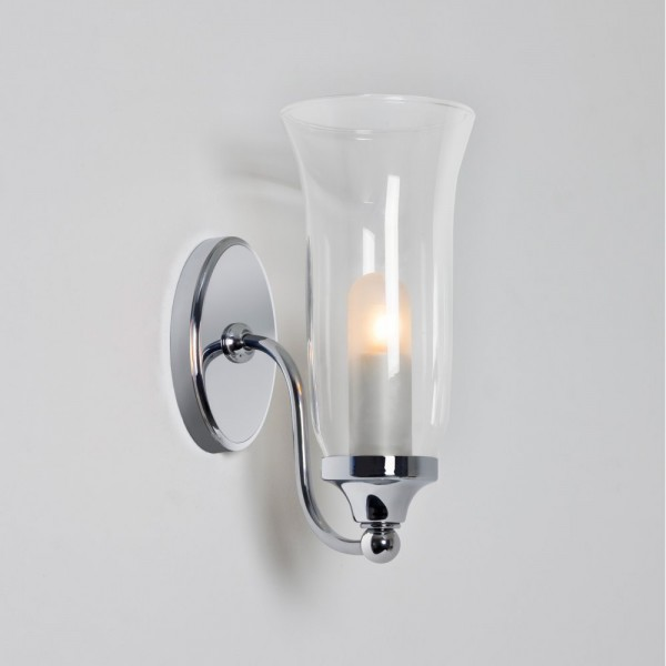 Astro Lighting 1314001 Biarritz Bathroom Polished Chrome Wall Light