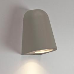 Astro 1317001 Mast Silver Finish Wall Light