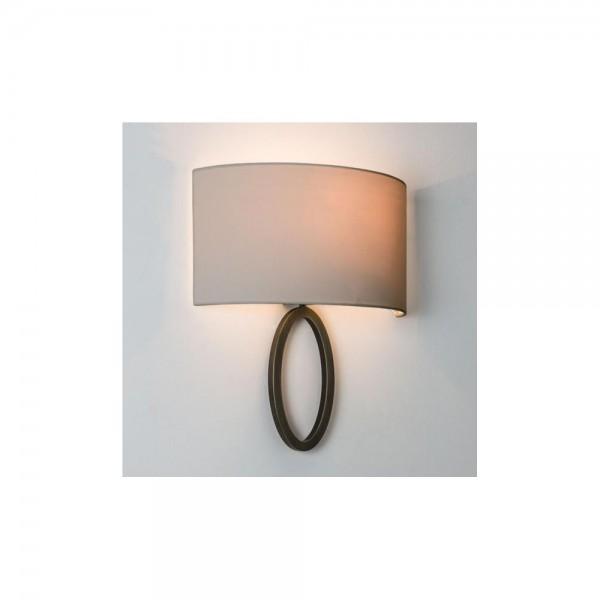 Astro Lighting 1318003 Lima Bronze Flush Wall Light