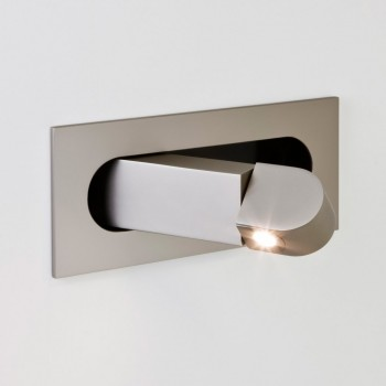 Astro Lighting 1323002 Digit Switched Interior Bedside Wall Light
