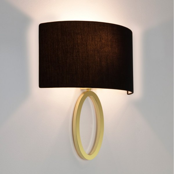 Astro Lighting 7171 Lima Matt Brass Wall Light