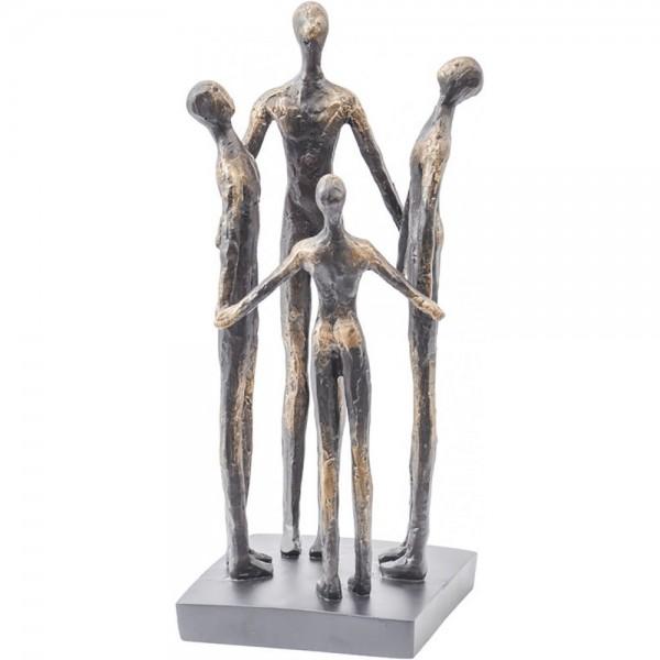 Libra 337571 Family Circle Resin Sculpture