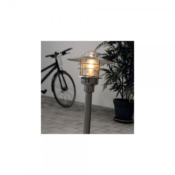 Nordlux Agger 74528031 Galvanized Garden Light