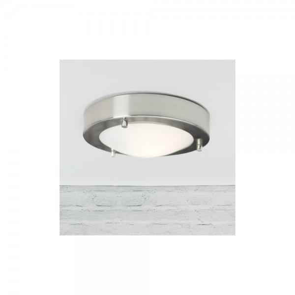 Nordlux Ancona LED 25216132 Brushed steel Ceiling Light