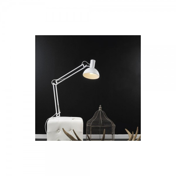 Nordlux Arki 75145001 White Table/Wall/Clamp Light