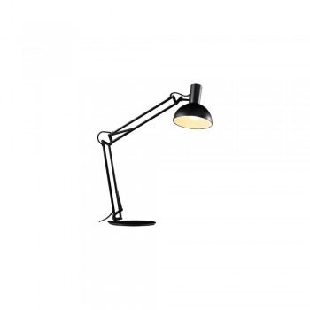 Nordlux Arki 75145003 Black Table/Wall/Clamp Light