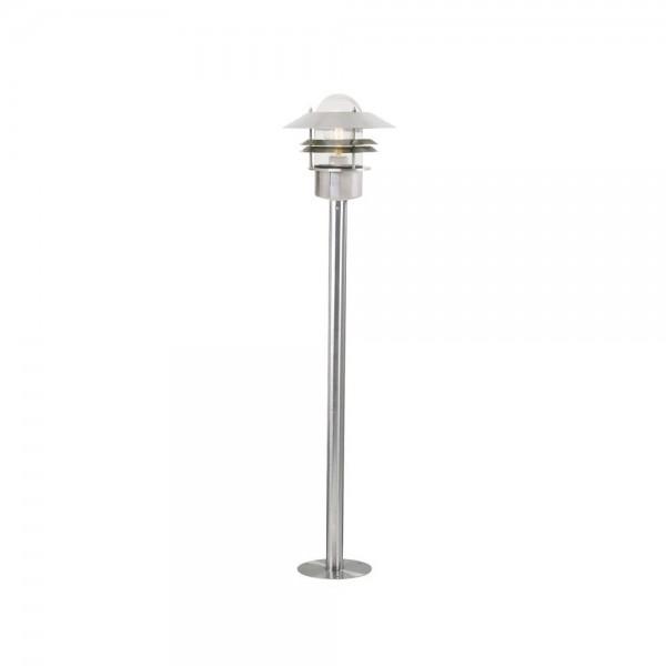 Nordlux Blokhus 25078034 Stainless steel Garden Light
