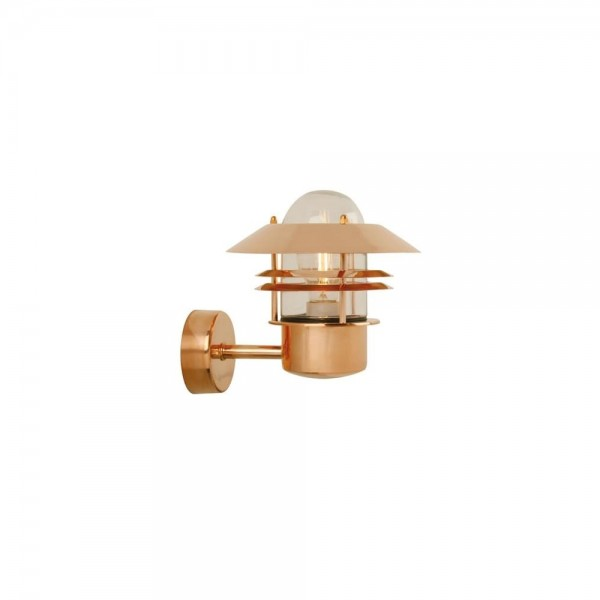 Nordlux Blokhus 25011030 Copper Wall Up Light