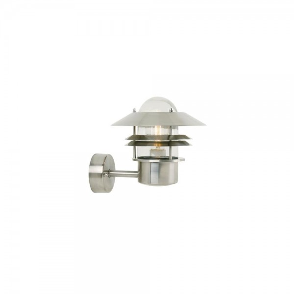 Nordlux Blokhus 25011034 Stainless steel Wall Up Light