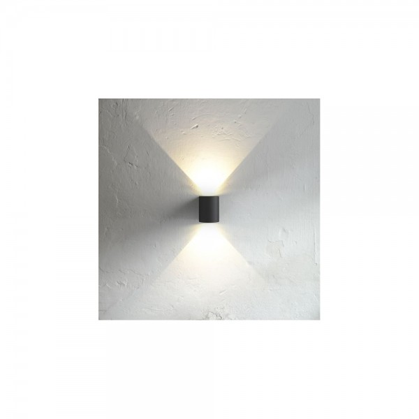 Nordlux Canto 77571003 Black Wall Light