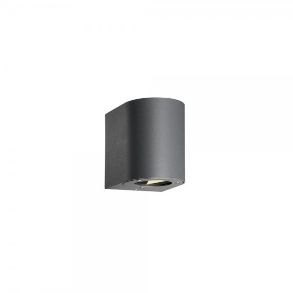 Nordlux Canto 77571010 Grey Wall Light