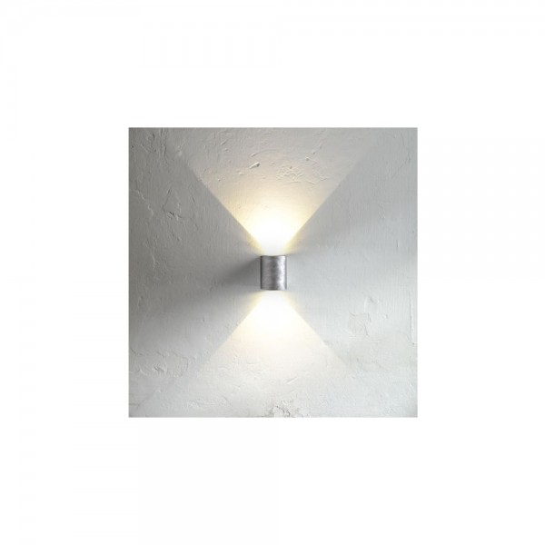 Nordlux Canto 77571031 Galvanized Wall Light