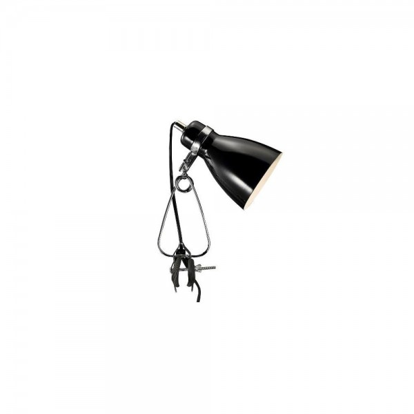 Nordlux Cyclone 73072003 Black Clamp Spot Light