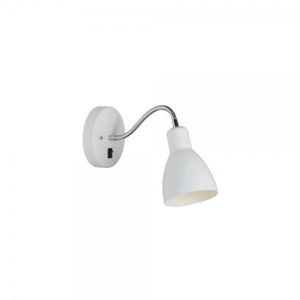 Nordlux Cyclone 72991001 White Single Flex Light