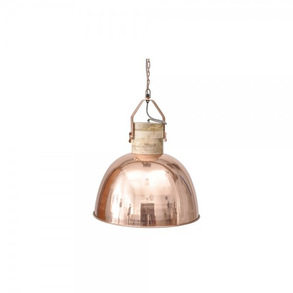 Libra 037814 Large Merle Copper Ceiling Pendant
