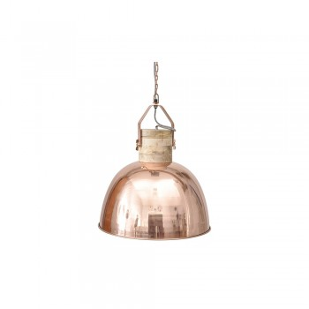 Libra 037814 Large Merle Copper Ceiling Pendant