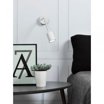 Nordlux Explore 74811001 White Single Flex Light