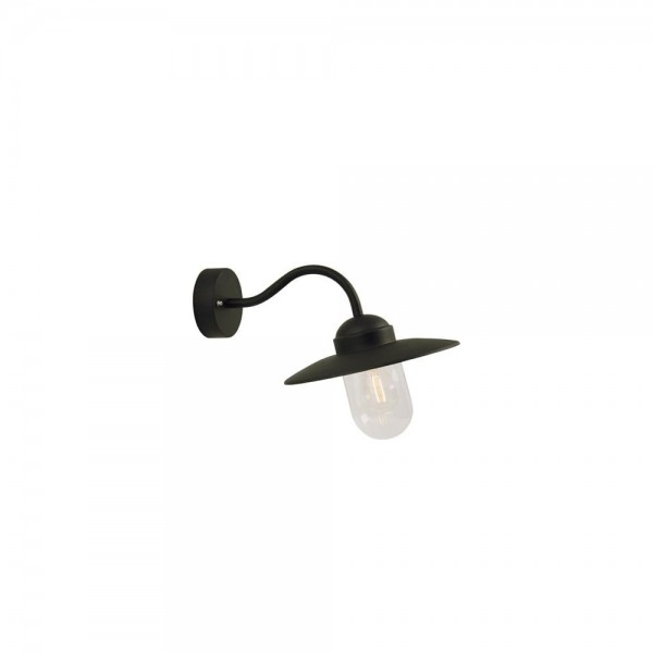 Nordlux Outdoor Luxembourg 22671003 Black Wall Light