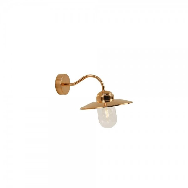 Nordlux Outdoor Luxembourg 22671030 Copper Wall Light