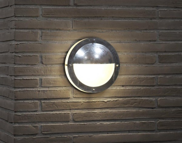 Nordlux Malte 21841031 Galvanized Wall Light