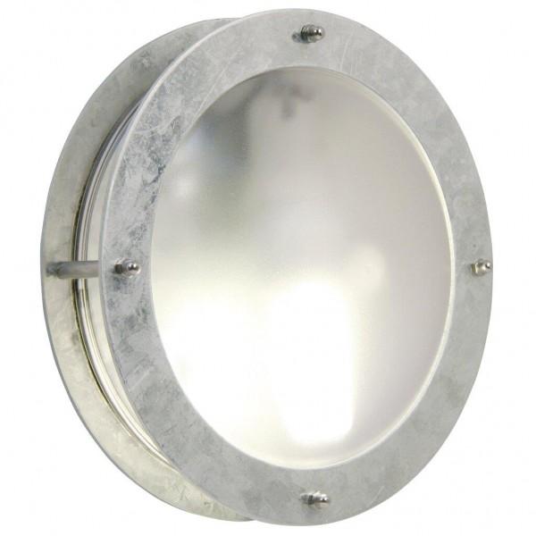 Nordlux Malte 21861031 Galvanized Wall Light