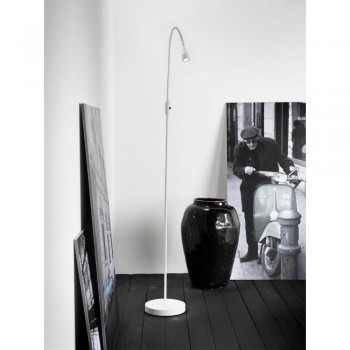 Nordlux Mento 75594001 White Floor Light