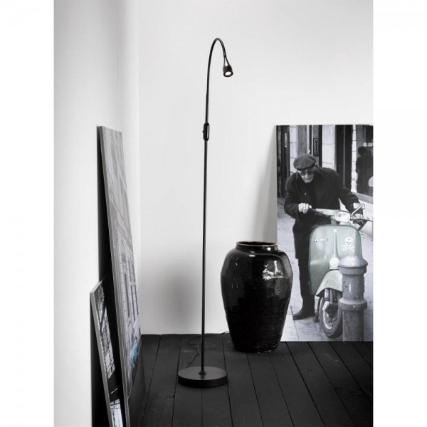 Nordlux Mento 75594003 Black Floor Light