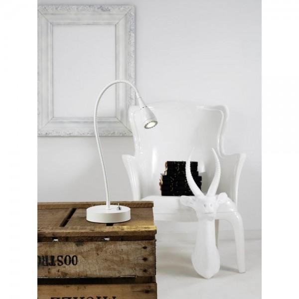 Nordlux Mento 75525001 White Table Light