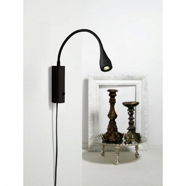 Nordlux Mento 75531003 Black Wall Light