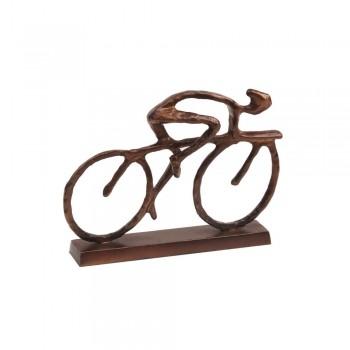 Libra 177576 Cyclist Antique Bronze Finish