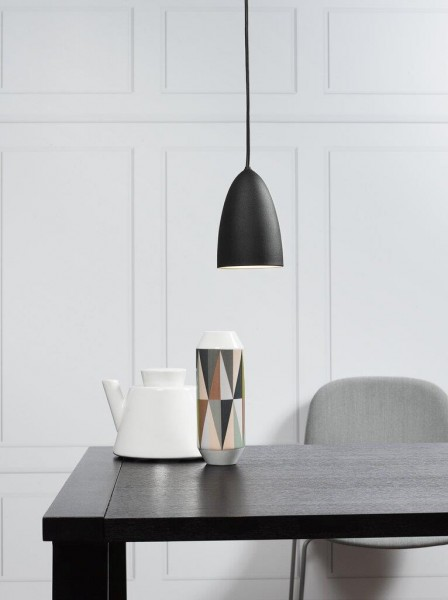 Nordlux Nexus 10 77253003 Black Pendant Light
