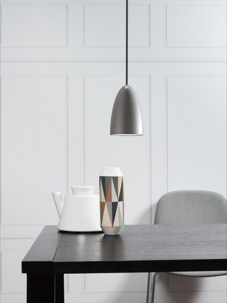 Nordlux Nexus 10 77253032 Brushed steel Pendant Light