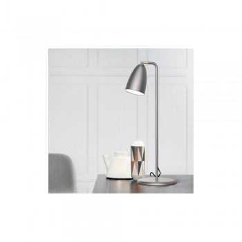Nordlux Nexus 10 77285032 Brushed steel Table Light