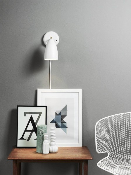 Nordlux Nexus 10 77271001 White Wall Light