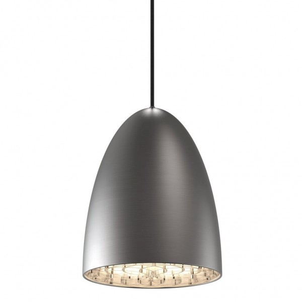Nordlux Nexus 20 77263032 Brushed Steel Pendant Light