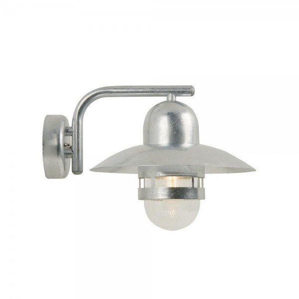 Nordlux Nibe 24981031 Galvanized Wall Light