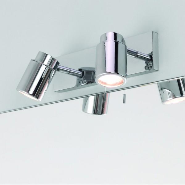Astro Lighting 1282005 Como Polished Chrome Bathroom Spotlight