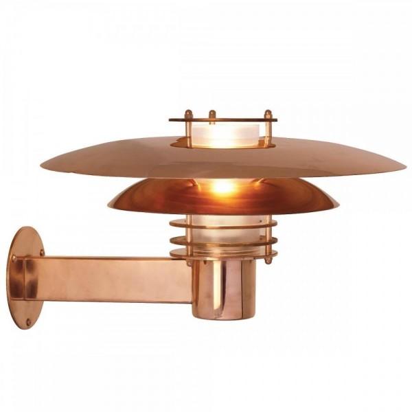 Nordlux Phoenix 24381030 Copper Wall Light
