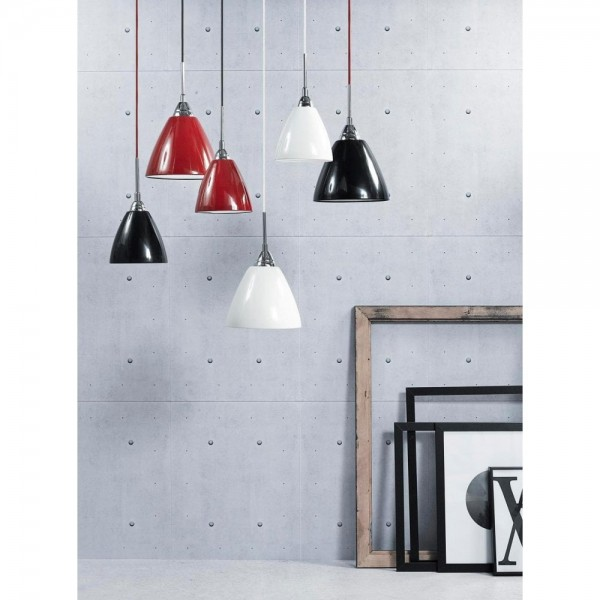 Nordlux Read 14 73153002 Red Pendant Light